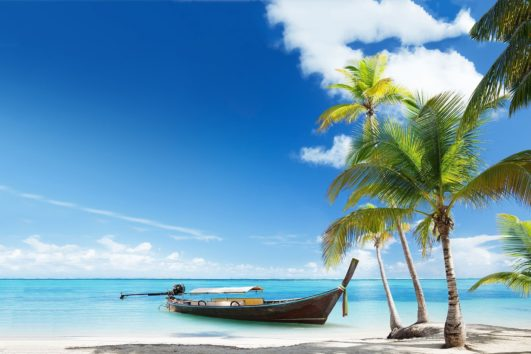Beaches of dreams