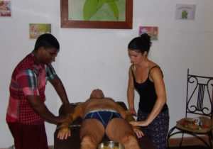 Alokasanna Srilanka Massage