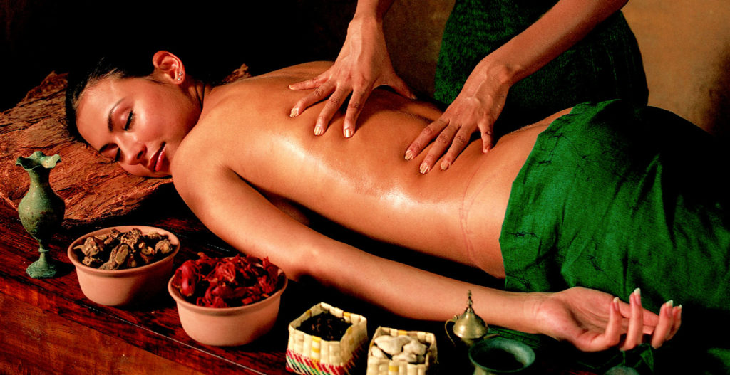 FORMATION MASSAGES AYURVEDIQUES